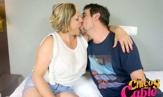 Samantha y Roberto (Los Chicos del Cable)