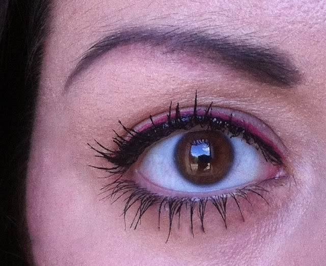 Dior IT Lash mascara, dior it line eyeliner pink