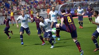 fifa 14 screen 2 FIFA 14 (360/PC/PS3)   Screenshots & Fact Sheet