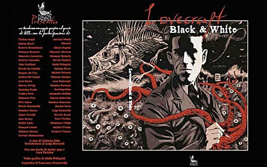 Lovecraft Black & White, immagine
