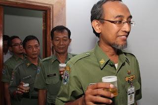 Ditest Urine Mendadak, 336 ASN Kota Tegal Kalang Kabut