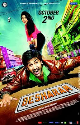 Besharam (2013) 370MB DVDRip