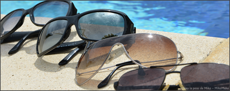 Comment choisir ses lunettes de soleil pour l'été : verre, protection