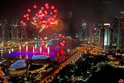 New Year, Finance, Curernt Affairs, fireworks