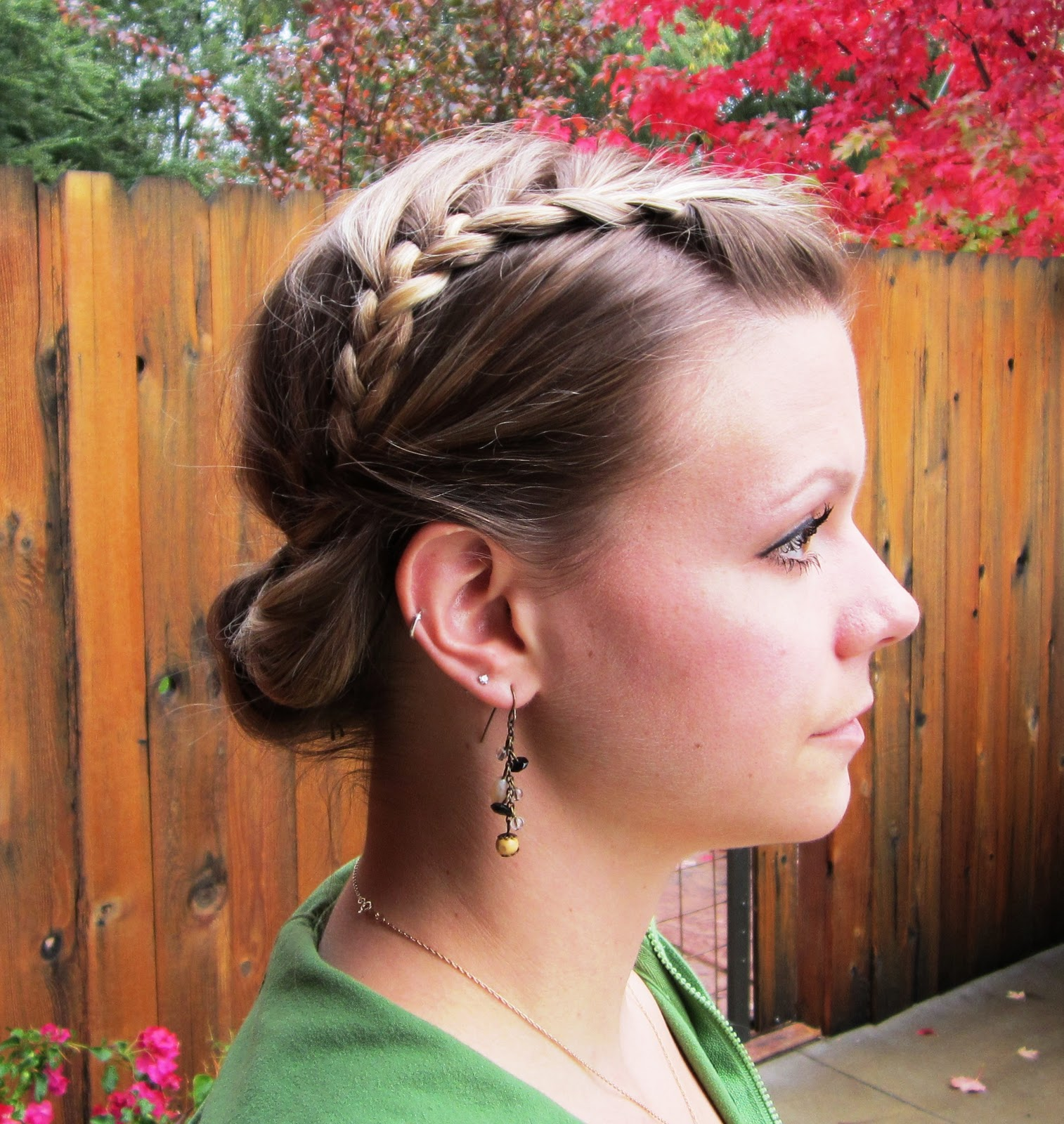 Bye Bye Beehive A Hairstyle Blog Chignon Chic