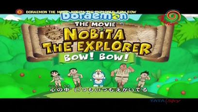 Doraemon Movie Nobita The Explorer Bow! Bow! In Hindi