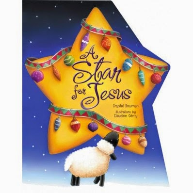 Book review of A Star For Jesus by Crystal Bowman (Zonderkidz) by papertapepins