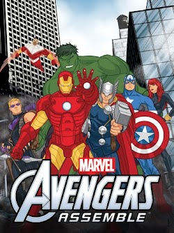 Siêu Anh Hùng Báo Thù - Avengers Assemble (2013) Poster