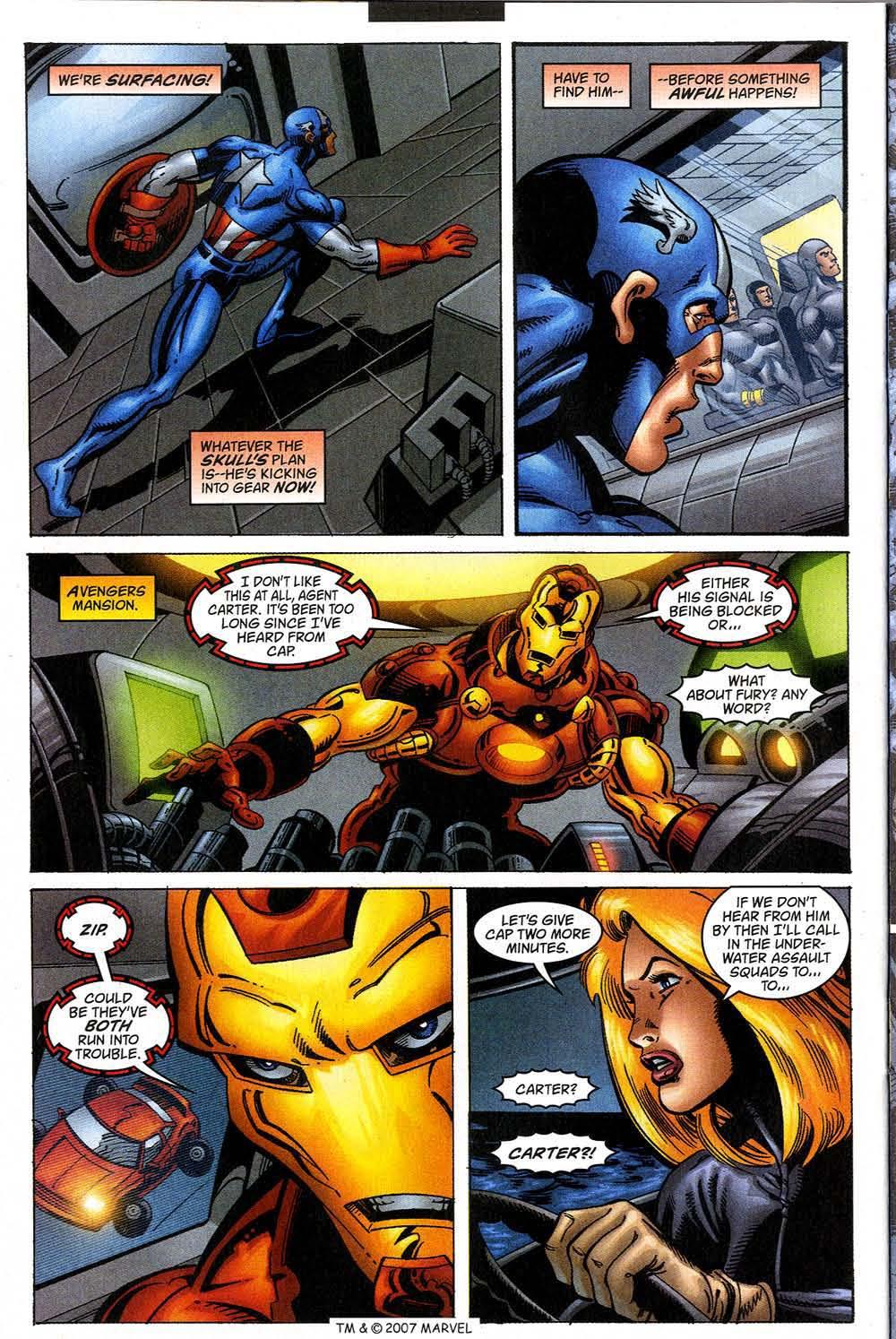 Captain America (1998) Issue #46 #53 - English 26