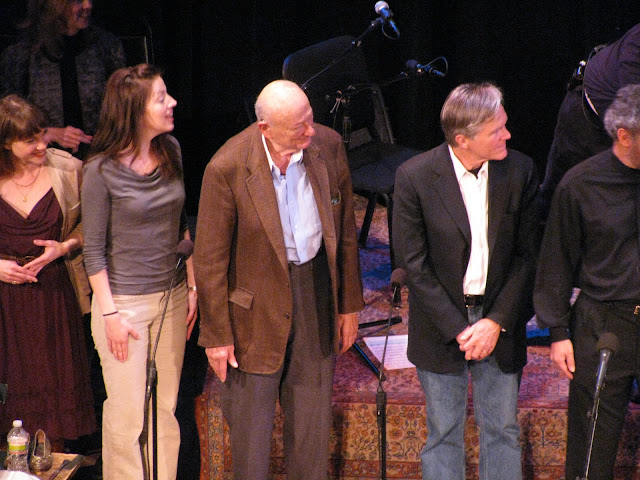 Former-Mayor-Ed-Koch-in-The-Prairie-Home-Companion-at-NY's-Town-Hall-2011