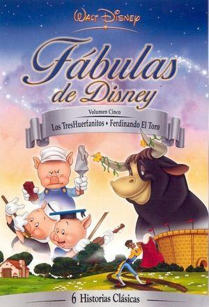 Disney Fabulas Volumen Cinco [LATINO][DVD5]