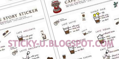 028: Lenka's Cafe Story Sticker