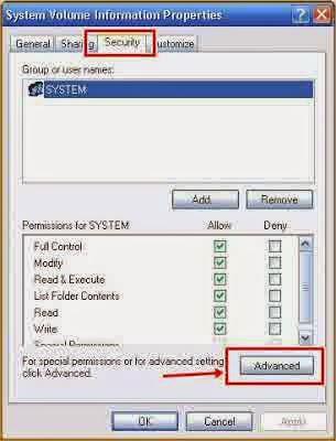 Cara Membuka File Folder Yang Acces Denied