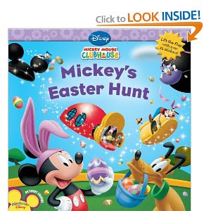 mickey's clubhouse hunt