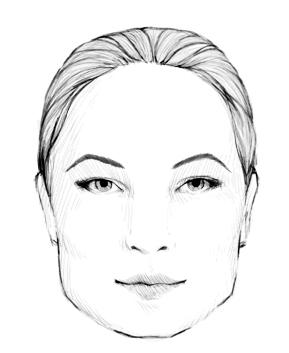 Maquillaje paso por paso como depilar tus cejas deacuerdo for Cejas para cara cuadrada