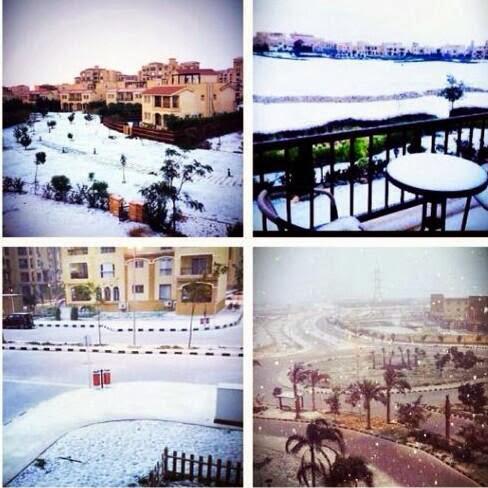 Kairo Bersalju