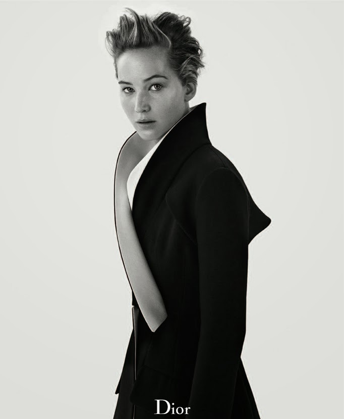 Jennifer Lawrence for Dior Magazine FW13