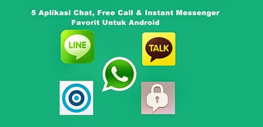 Aplikasi Chat Untuk Android