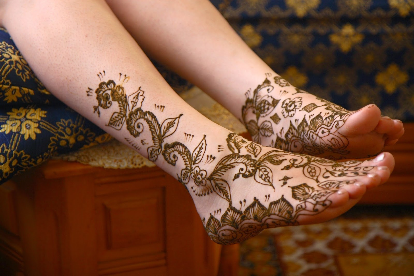 Mehndi Page Bridal Leg Beautiful Leg With Mehndi