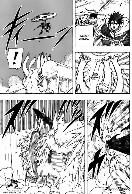 Komik Naruto 634 Bahasa Indonesia halaman 9