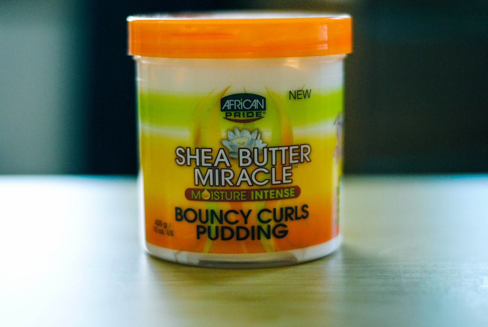 Shea Moisture Miracle Bouncy Curls Pudding