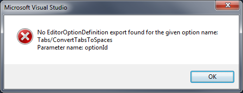 No EditorOption Definition export found