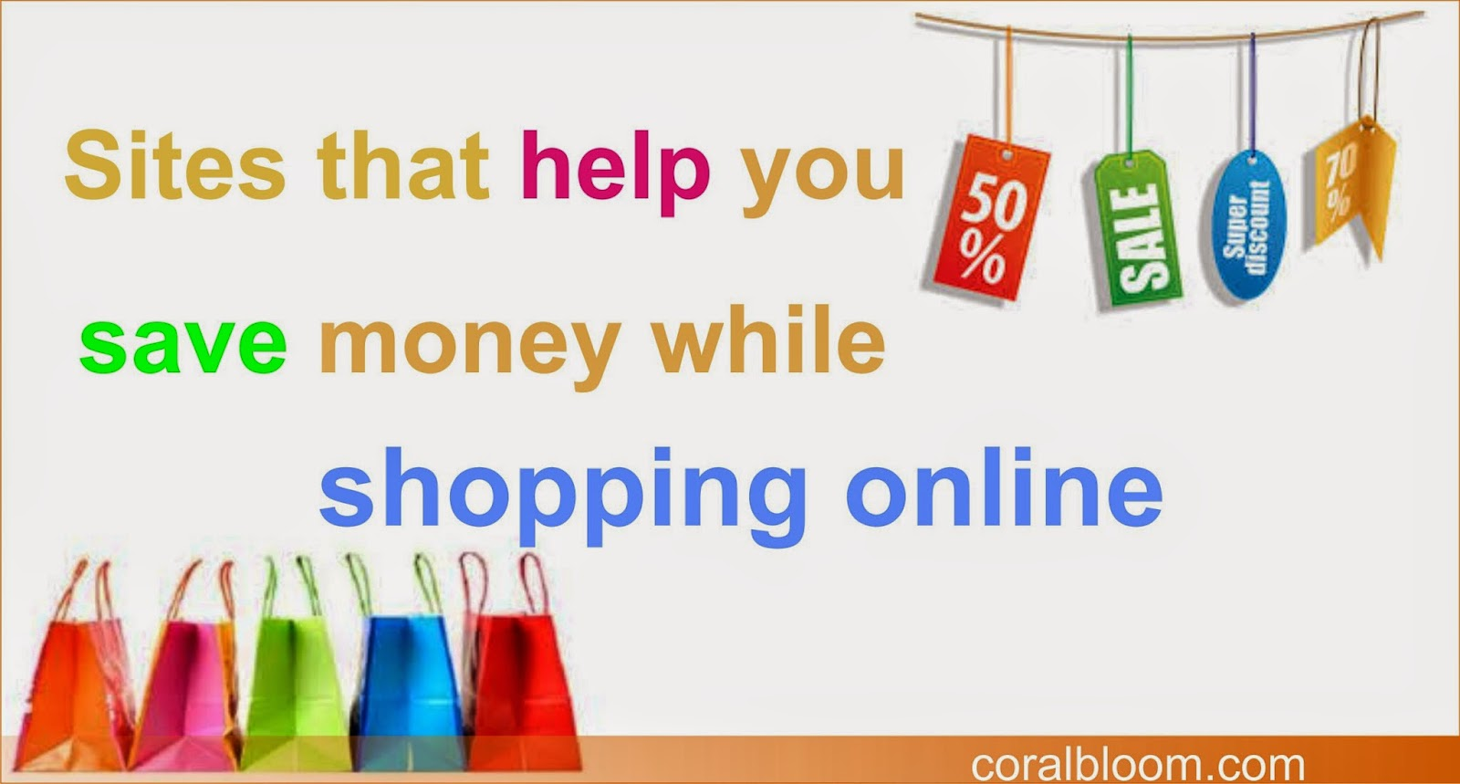 how to save money by shopping smar