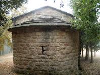 Absis de l'ermita de Sant Quirze de Subiradells