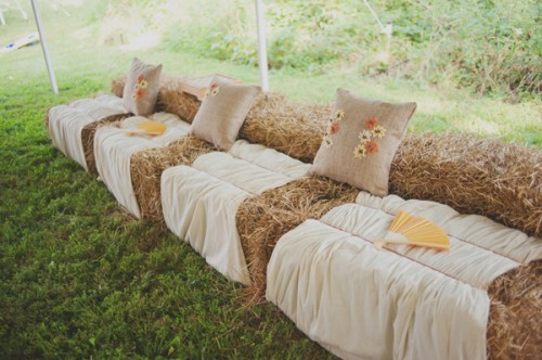 Outdoor Bridal Shower Decorations