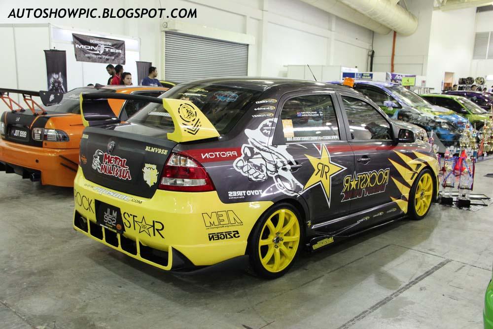 Proton Saga BLM Subaru Kit