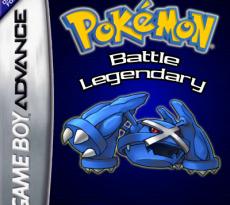 Pokémon Battle Legendary