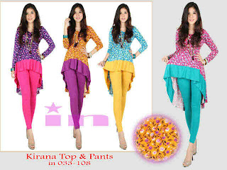 Kirana Top & Pants fit to L
