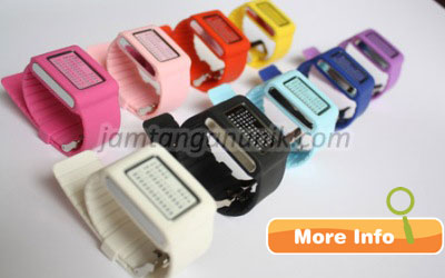 LED Watch Sirine Jelly