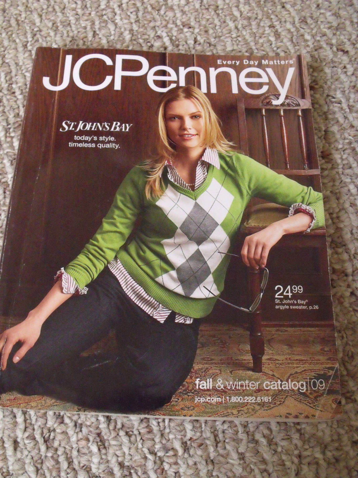 The Inklings of Life: 100 Years of Mom Style Jcpenney Catalog 2012