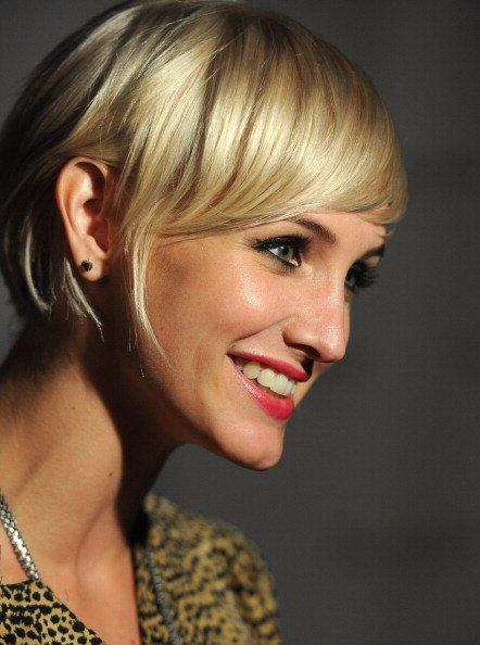 Mariartvirtuel short hair for various face shape oval face ashlee short hair for various face shape oval face ashlee simpson urmus Gallery