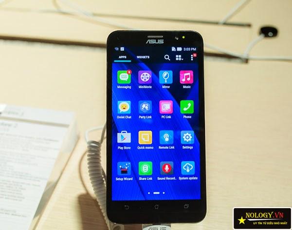 Asus Zenfone 2 - đánh giá Asus Zenfone 2