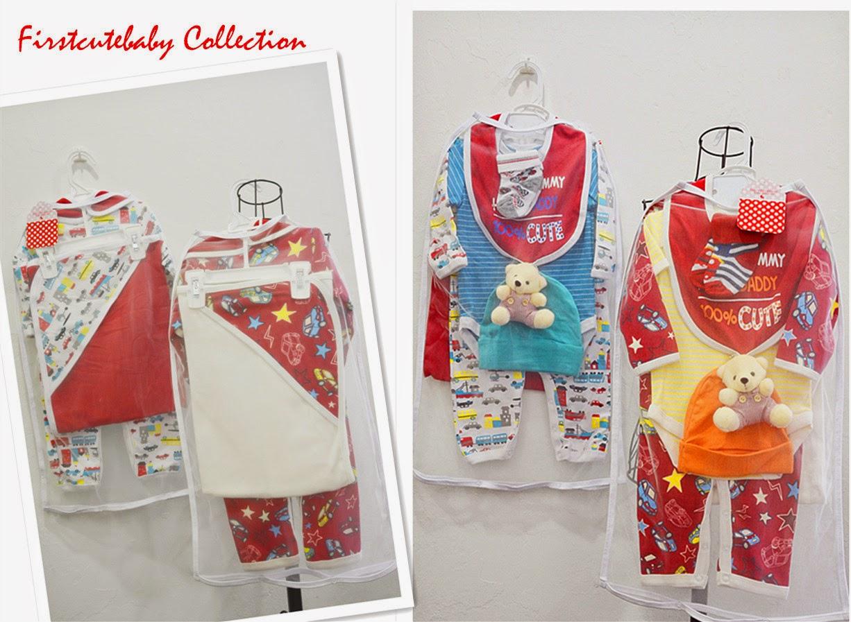 Branded Kidswear Wholesale Pemborong Pakaian Barangan Kanak2 Jumper Carter Love Carters 5 In 1 Embroidry Top 3m6m9m 3 Girls Boys 6 Pack Rm 185