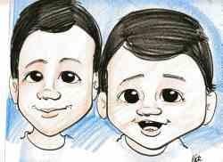 Dalton & Darian