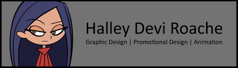 Halley Devi Roache Doodle Blog