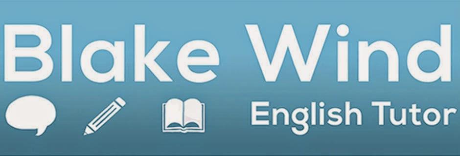 Blake's English Blog