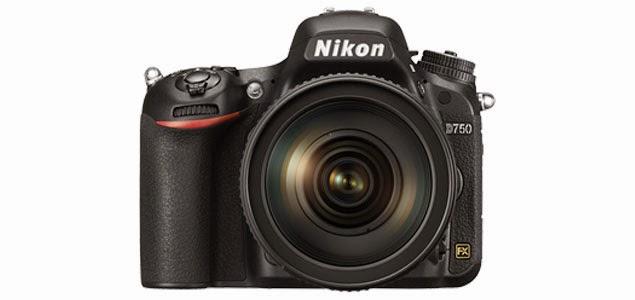 Nikon D750 DSLR Camera photos, looks, images, pictures