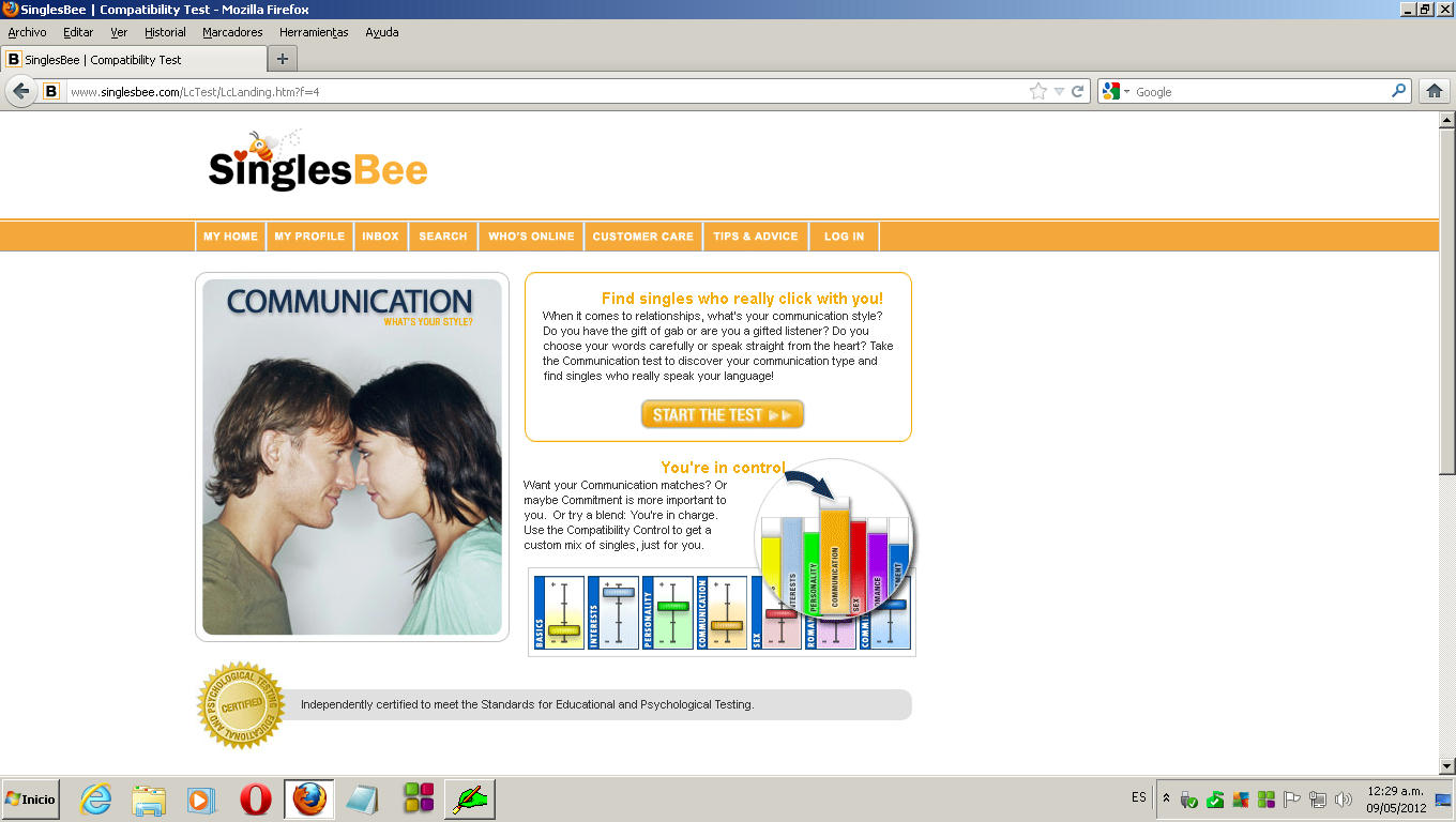 Singlesbee dating for free