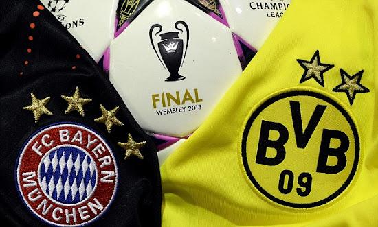 Borussia Dortmund FC Bayern Munchen Finala Liga Campionilor 2013 Live