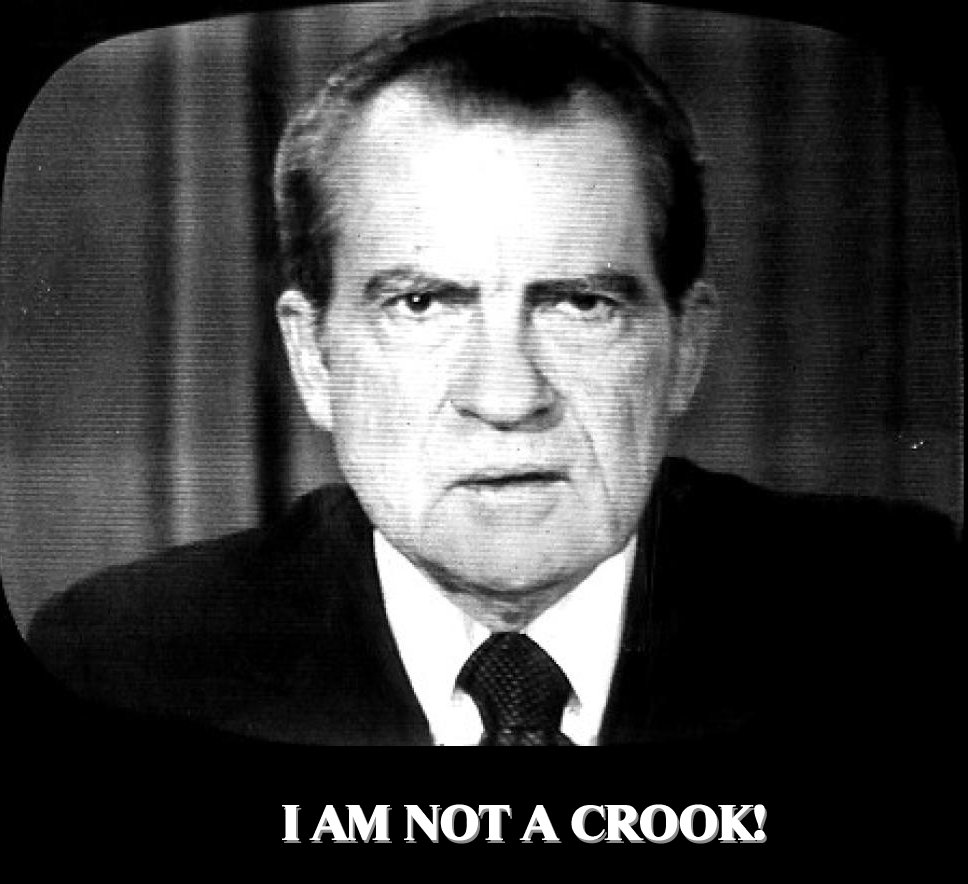 Nixon: Parablesblog: Lying Liars And Deceiving Deceivers