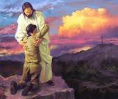 Jesus sempre nos protegendo