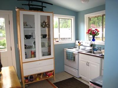 C mo decorar cocinas peque as cocina y muebles - Decorar cocina pequena ...
