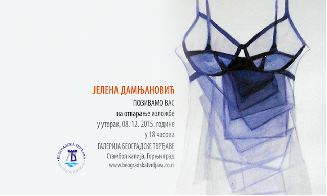 Izložba Jelene Damnjanović