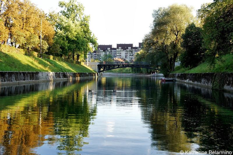 River Cruise Ljubljana Slovenia