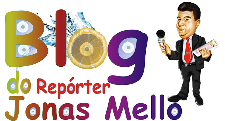 Repórter Jonas Mello