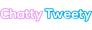 Chatty Tweety logo by bthemez